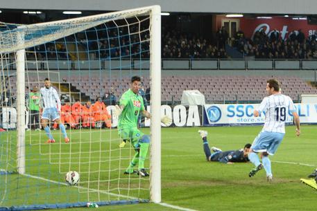 Coppa Italia, 1-0 a Napoli, Lazio è finale C4ee9a29095054bfa01864f4d2207216