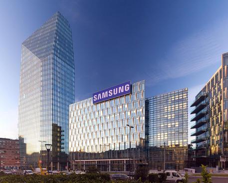 Nuova sede samsung a milano hi tech for Samsung arena milano