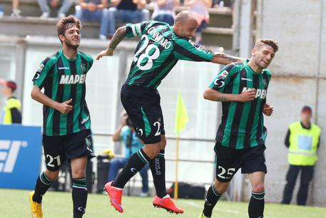 Serie A; Sassuolo-Milan © ANSA