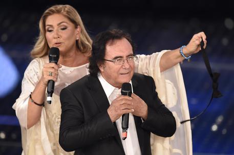 Al Bano e Romina, lo show fa il pieno in tv