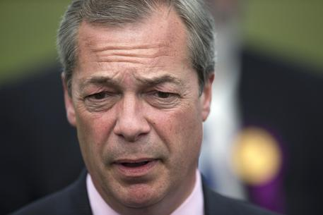 Nigel Farage © AP