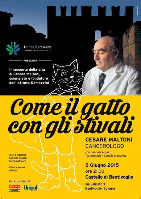 Come il gatto con gli stivali – Cesare Maltoni, cancerologo