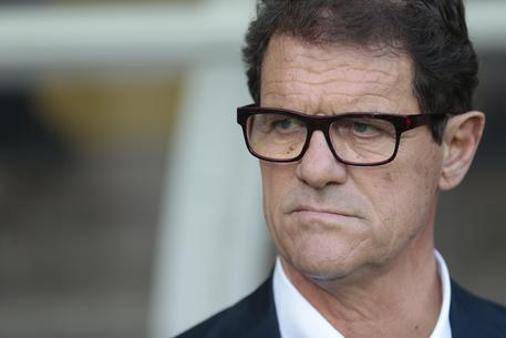 Fabio Capello © AP