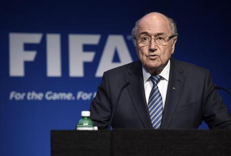 Joseph Blatter © EPA