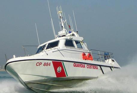 Salvataggio in mare a S.Benedetto Tronto