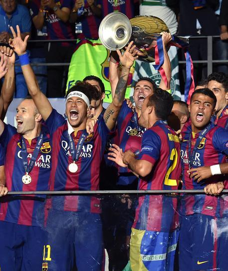 Champions League, il Barcellona batte 3-1 la Juventus. Catalani campioni d'Europa Fa22c68fa91f61a3db30b8763789f70b