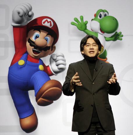 E' morto Satoru Iwata, presidente della Nintendo e padre della Wii