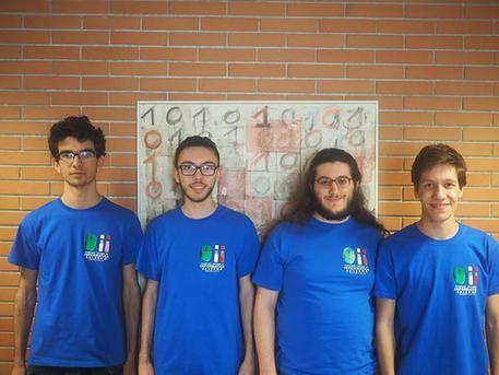 Olimpiadi mondiali informatica, ecco i 'fantastici 4' italiani