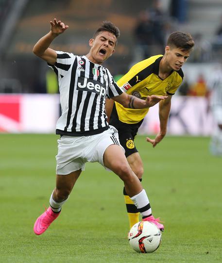 Juventus ko, Borussia vince amichevole 2-0 718abcc757cfe174a9627fc28bcc708a