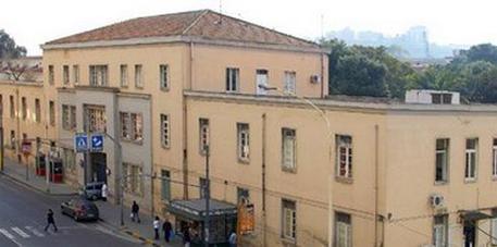 Sanità: ospedale Santissima Trinità di Cagliari © ANSA