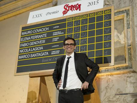 Nicola Lagioia sarà il direttore del 30° Salone del Libro