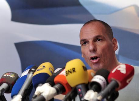 Yanis Varoufakis © AP