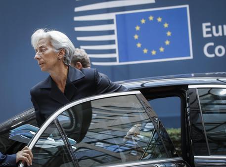 Christine Lagarde, direttore del Fondo monetario internazionale © EPA