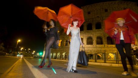 in Real Rome Prostitute
