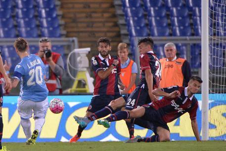 Lazio-Bologna 2-1 ma Biglia va Ko 209c9d316f153cbc678c1d54cbc5370a