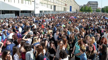 Cuneo lunghe code per fiera d 39 estate piemonte for Fiere piemonte oggi
