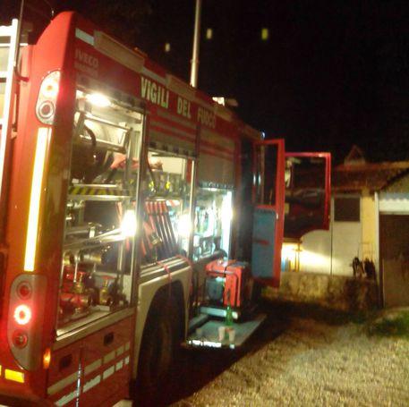 Orvieto, incendio divampa in discarica