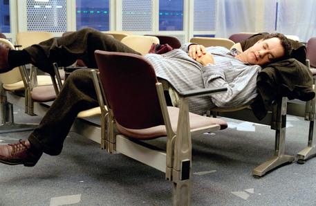 Vive per 3 mesi nell'aeroporto di Chicago