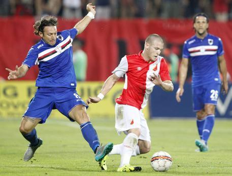 Europa League, Vojvodina-Sampdoria 0-2: blucerchiati fuori 63d2a34fd9ee0ac291e30ad612bc5670