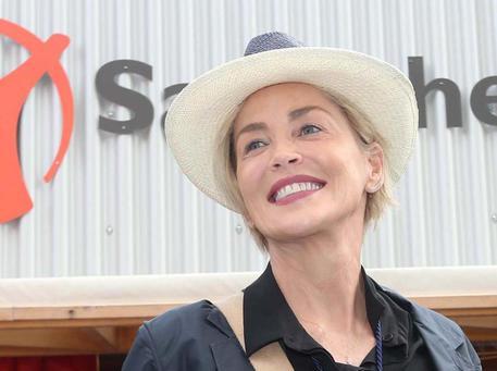 Sharon Stone 'scaricata':