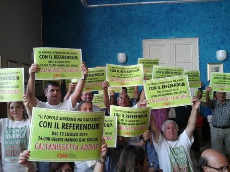Città metropolitana: Gela dice sì a Catania$