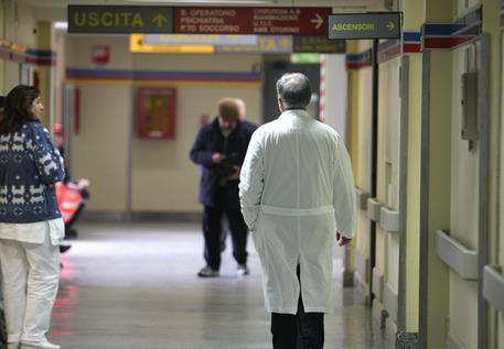 Un corridoio d'ospedale © ANSA