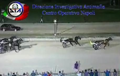 Camorra: Casalesi; arrestato fantino, guidava cavallo del clan © ANSA