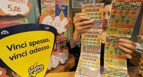 Gratta e vinci da cinque milioni vinto in una ricevitoria a Pozzuoli