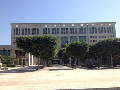 Reggio Calabria: il palazzo del Cedir che ospita la Procura © ANSA