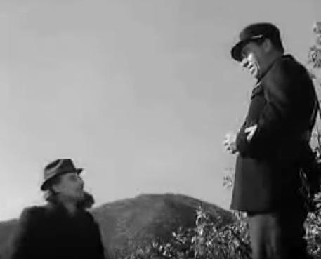 Toto' e Fernandel alle prese con i confini Italia-Francia nel film