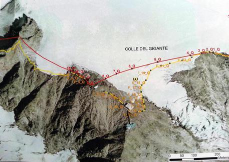 Monte Bianco, nuova lite Italia-Francia su confine