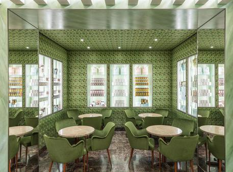Milan\'s Marchesi pastry shop finds new home with Prada - English ...