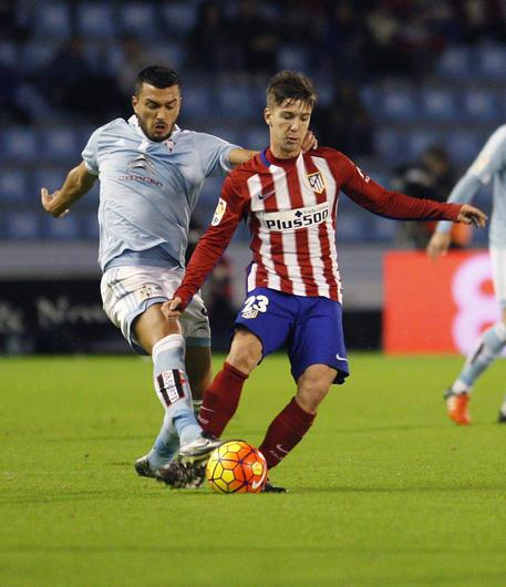 Celta vs Atletico Madrid © EPA