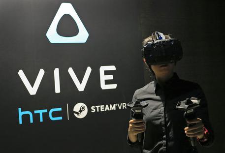 HTC Vive: svelata la data di apertura dei pre-ordini