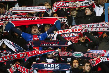 Paris Saint-Germain vs Olympique Lyon © EPA
