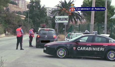 Mafia, 12 arresti mandamento Corleone