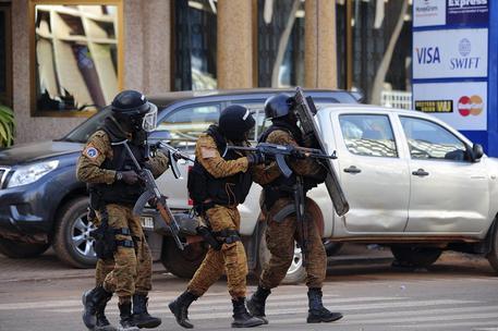 Scomparsi Burkina Faso, il Canada: