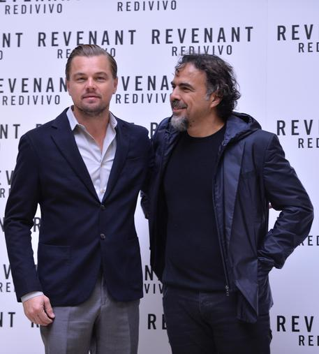 Photocall Revenant © ANSA