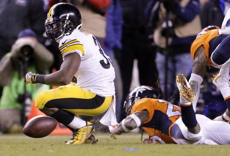 Steelers Broncos Football © AP