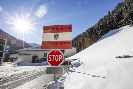 The Brenner Border (foto: EPA)