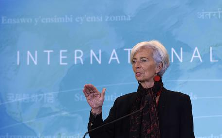 Christine Lagarde © AP
