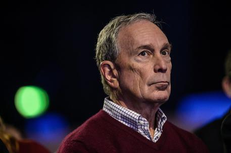 Michael Bloomberg © EPA