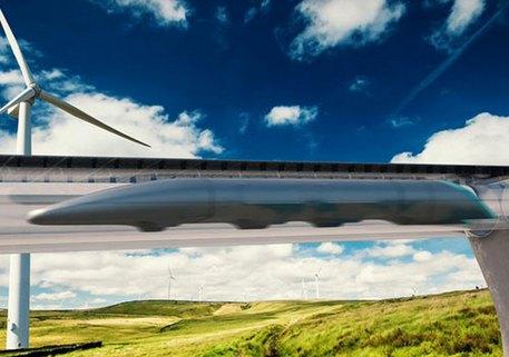 Hyperloop, da San Francisco a Los Angeles in 30 minuti