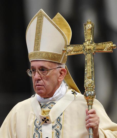 Roberto Benigni alla presentazione del libro su Papa Francesco