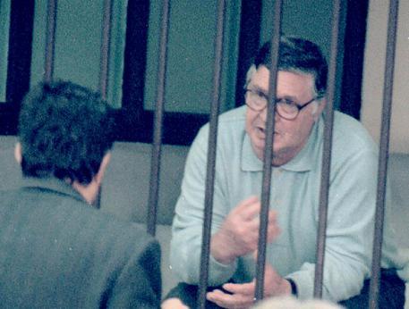 Processo Stato-Mafia, Riina partecipa in videoconferenza$