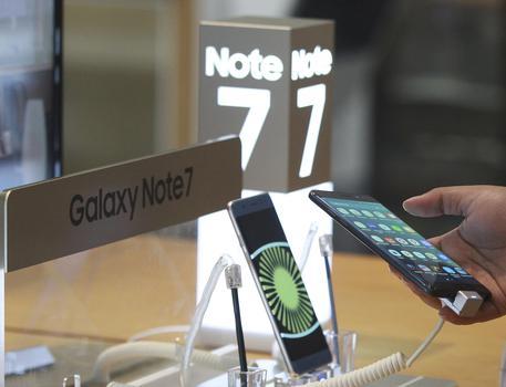 Samsung, in Usa ritirato l'85% dei Galaxy Note 7