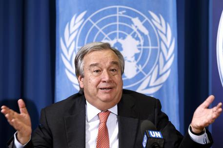 Guterres è segretario generale Onu