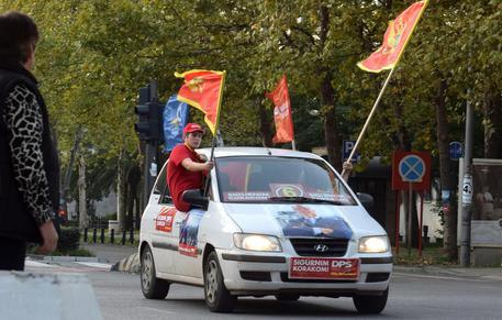 Voto Montenegro, Djukanovic al 41,6%