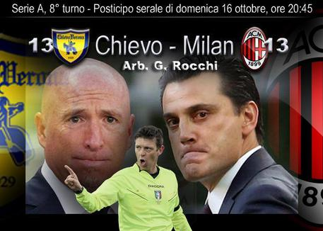 Gol Chievo-Milan 0-1 Video Highlights e Sintesi (Serie A 2016-17)