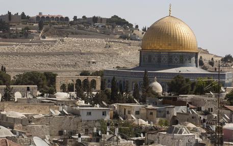 Una veduta di Gerusalemme © ANSA